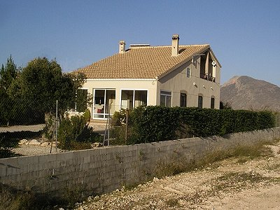 Image 2 | 4 bedroom farmhouse for sale with 2,000m2 of land, Hondon, Alicante Costa Blanca, Valencia 148151