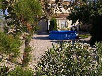 Image 6 | 4 bedroom farmhouse for sale with 2,000m2 of land, Hondon, Alicante Costa Blanca, Valencia 148151