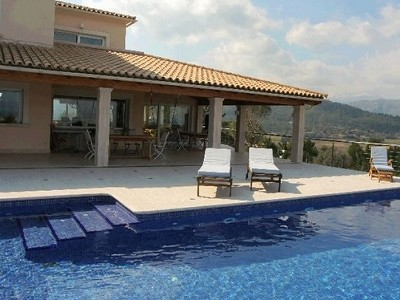 Image 2 | Fully furnished mansion with indoor  pool in Alcudia 148688