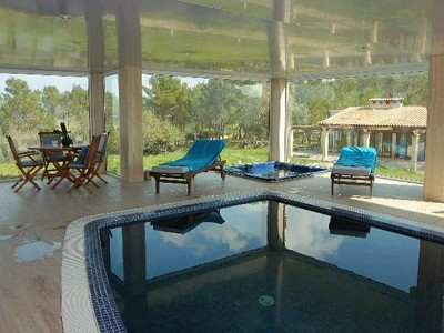 Image 5 | Fully furnished mansion with indoor  pool in Alcudia 148688