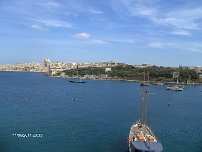 2 bedroom apartment for sale, Sliema, Northern Central Malta, Malta Island