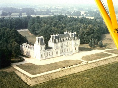 Image 1 | 31 bedroom French chateau for sale with 11 hectares of land, Angers, Maine-et-Loire , Loire Valley 148965