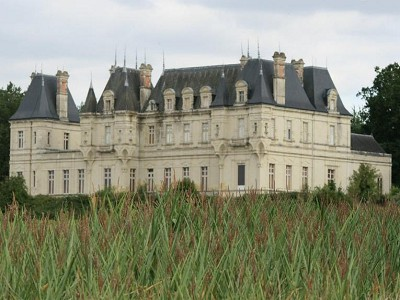 Image 2 | 31 bedroom French chateau for sale with 11 hectares of land, Angers, Maine-et-Loire , Loire Valley 148965