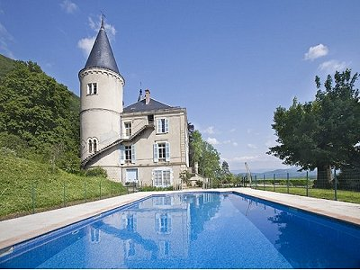 Picture of French Chateau For Sale Ain