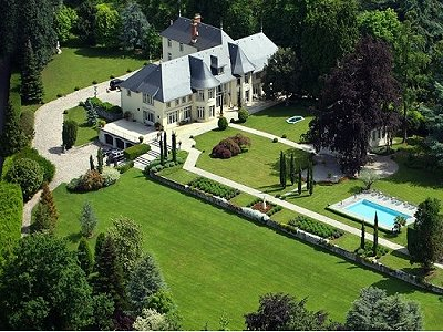 Picture of Lac du Bourget French Chateau For Sale