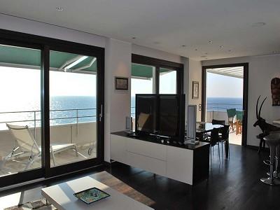 2 bedroom penthouse for sale, Ospedaletti, Imperia, Liguria