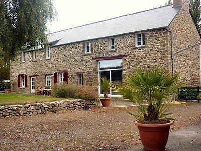 4 bedroom farmhouse for sale, Saint Jouan des Guerets, Ille-et-Vilaine, Brittany