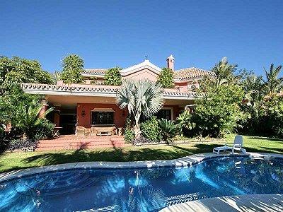 5 bedroom villa for sale, Xarblanca, Marbella, Malaga Costa del Sol, Marbella Golden Mile