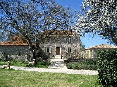 Picture of Montcaret Area Manor House For Sale