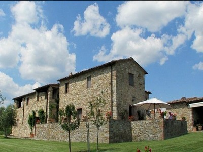 Image 1 | 5 bedroom farmhouse for sale with 1,000m2 of land, Castelnuovo Berardenga, Siena, Chianti 150865