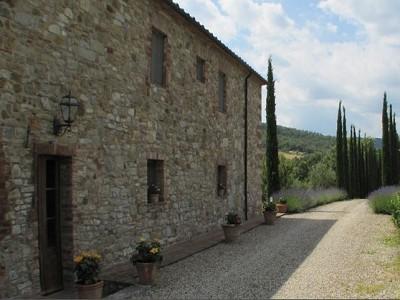 Image 11 | 5 bedroom farmhouse for sale with 1,000m2 of land, Castelnuovo Berardenga, Siena, Chianti 150865