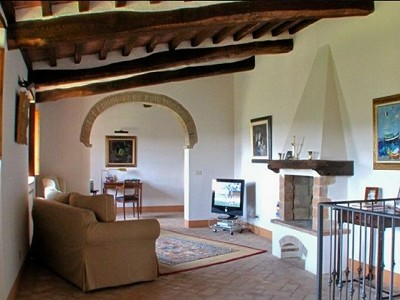 Image 17 | 5 bedroom farmhouse for sale with 1,000m2 of land, Castelnuovo Berardenga, Siena, Chianti 150865