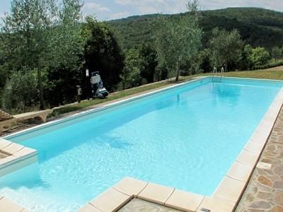 Image 3 | 5 bedroom farmhouse for sale with 1,000m2 of land, Castelnuovo Berardenga, Siena, Chianti 150865