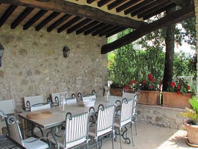 Image 4 | 5 bedroom farmhouse for sale with 1,000m2 of land, Castelnuovo Berardenga, Siena, Chianti 150865