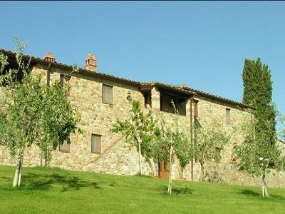 Image 6 | 5 bedroom farmhouse for sale with 1,000m2 of land, Castelnuovo Berardenga, Siena, Chianti 150865
