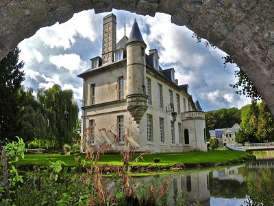 Picture of 120km North East of Paris French Chateau For Sale