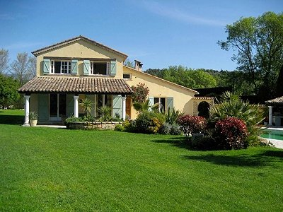Image 1 | 4 bedroom villa for sale with 0.28 hectares of land, Opio, Grasse, French Riviera 151401