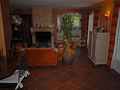 Image 3   5 bedroom villa for sale with 0.5 hectares of land, Chateauneuf, Grasse, French Riviera 151409
