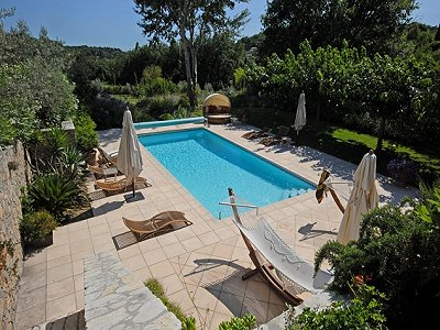 Image 5   5 bedroom villa for sale with 0.5 hectares of land, Chateauneuf, Grasse, French Riviera 151409
