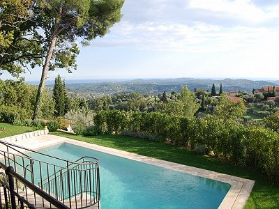 4 bedroom villa for sale, Chateauneuf, Grasse, French Riviera