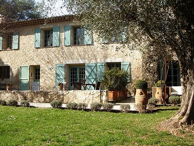 Image 1 | 5 bedroom farmhouse for sale with 3,500m2 of land, Tourettes sur Loup, Alpes-Maritimes 6, French Riviera 151601