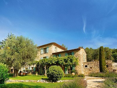 Image 2 | 5 bedroom farmhouse for sale with 3,500m2 of land, Tourettes sur Loup, Alpes-Maritimes 6, French Riviera 151601