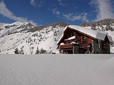 6 bedroom ski chalet for sale, Auron, Alpes-Maritimes, Cote d'Azur French Riviera