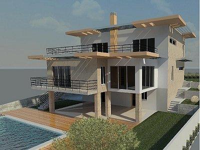 Image 2 | 4 bedroom villa for sale with 1,046m2 of land, Praia d'el Rey, Serra d'el Rei, Leiria, Costa de Prata Silver Coast 152003