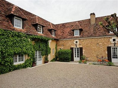 Picture of Bergerac Area Manor House For Sale