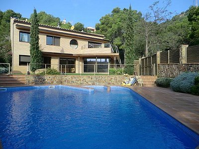 Picture of 3 bedroom Villa in Tamariu, North East Spain for sale  with 1100m2 of land - Reference 152198