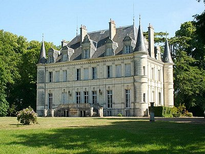 Picture of North of Tours  French Chateau For Sale