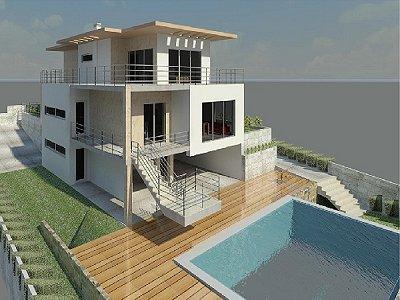 Image 4 | 4 bedroom villa for sale with 950m2 of land, Praia d'el Rey, Serra d'el Rei, Leiria, Costa de Prata Silver Coast 152236