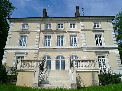 Image 1 | 9 bedroom French chateau for sale with 3.7 hectares of land, Pont Audeme, Eure , Normandy 152247