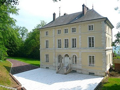 Image 9 | 9 bedroom French chateau for sale with 3.7 hectares of land, Pont Audeme, Eure , Normandy 152247