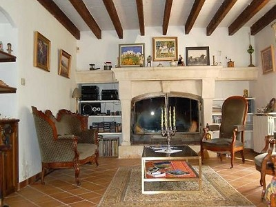 Image 14   7 bedroom farmhouse for sale with 1.5 hectares of land, Alpilles Campagne, Vaucluse , Provence 152786