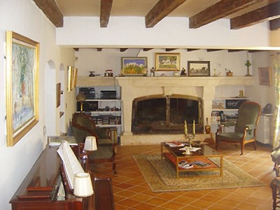 Image 18   7 bedroom farmhouse for sale with 1.5 hectares of land, Alpilles Campagne, Vaucluse , Provence 152786