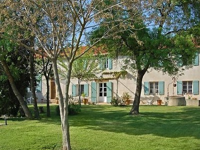 Image 2   7 bedroom farmhouse for sale with 1.5 hectares of land, Alpilles Campagne, Vaucluse , Provence 152786