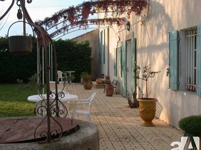 Image 21   7 bedroom farmhouse for sale with 1.5 hectares of land, Alpilles Campagne, Vaucluse , Provence 152786