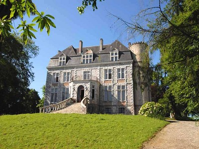 Picture of Bidache French Chateau For Sale