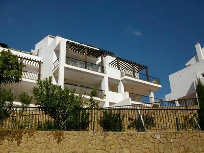 Picture of 2 bedroom Apartment in Miraflores, Southern Spain for sale  with 32m2 of land - Reference 152834