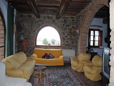 Image 8 | 5 bedroom farmhouse for sale with 1 hectares of land, Livorno, Tuscany 152869