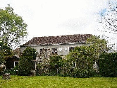 Picture of Orthez Area Manor House For Sale