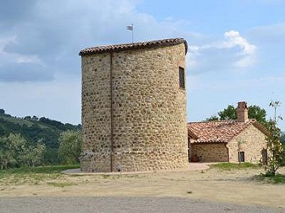 2 bedroom farmhouse for sale, Ficulle, Terni, Umbria