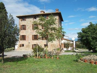 8 bedroom farmhouse for sale, Le Mura, Panicale, Perugia, Umbria