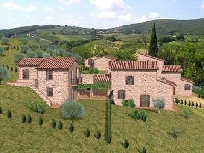 Farmhouse for sale, Paciano, Perugia, Umbria
