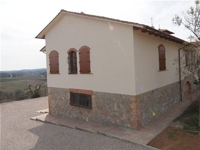 Image 2 | 4 bedroom farmhouse for sale with 1 hectares of land, San Gimignano, Siena, Chianti 153614