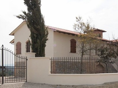 Image 5 | 4 bedroom farmhouse for sale with 1 hectares of land, San Gimignano, Siena, Chianti 153614