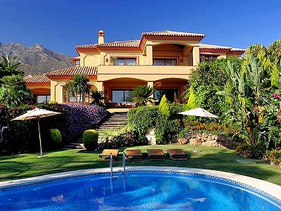 Picture of Villa For Sale Marbella Golden Mile
