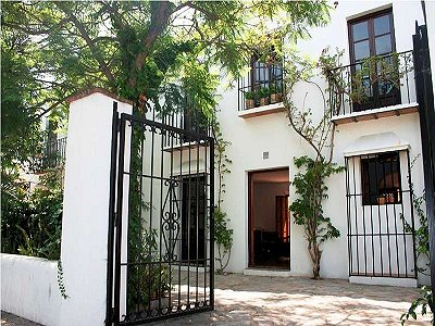 Picture of Marbella Golden Mile Townhouse For Sale
