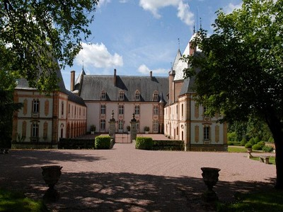 17 bedroom French chateau for sale, Aubigny sur Nere, Cher, Centre